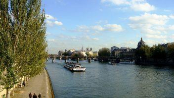 Bootstouren auf der Seine in Paris