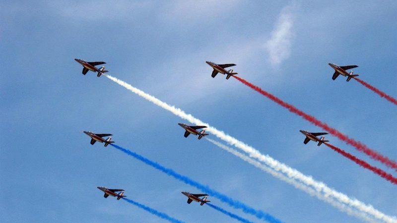 Der französische Nationalfeiertag – Am 14. Juli in Paris