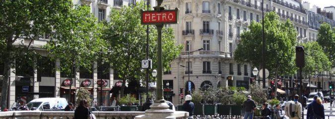 Tickets & Preise für die Metro in Paris