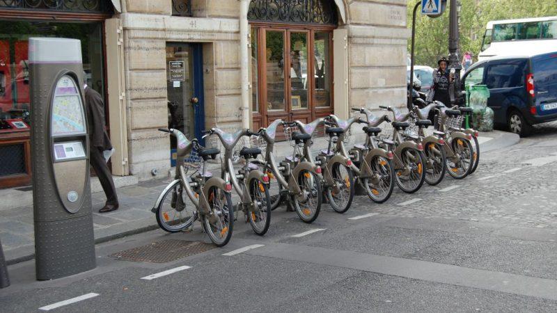 Paris mit dem Fahrrad erkunden – Meine Tipps