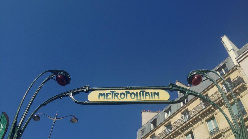 Die Metro in Paris – Einfach erklärt!
