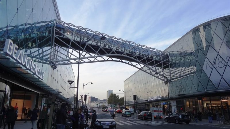 Große Kaufhäuser in Paris