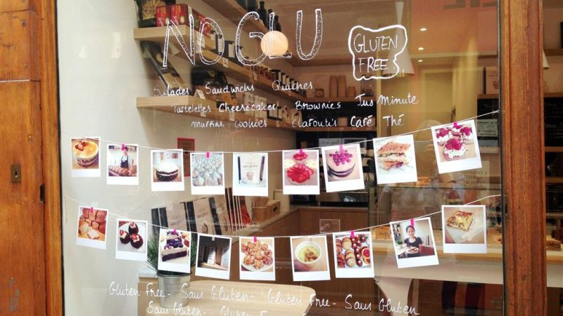 Glutenfreie Restaurants und Cafés in Paris