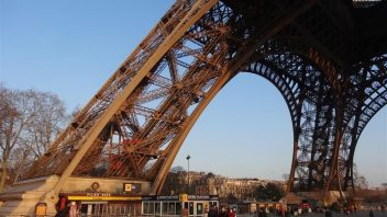 Nur jetzt: Ticket Aktion Eiffelturm