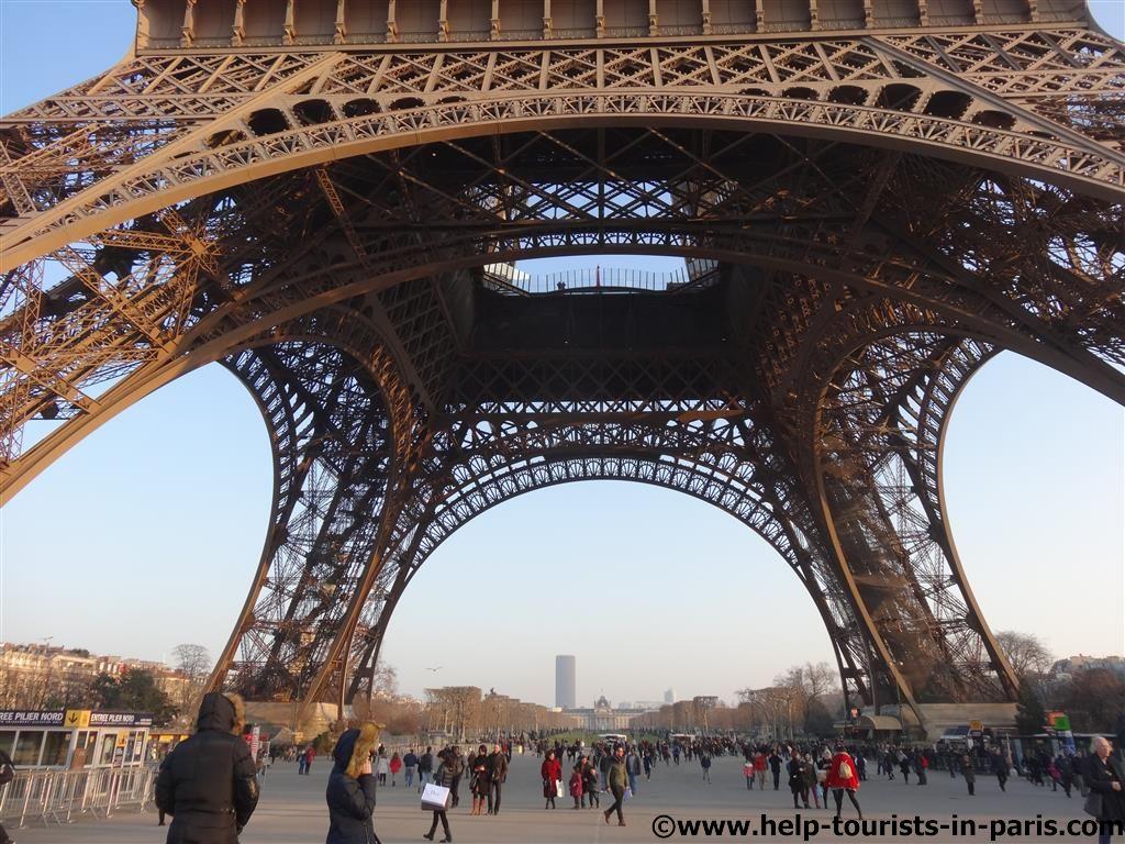 bekannte sehensw rdigkeiten in paris touristen in paris. Black Bedroom Furniture Sets. Home Design Ideas