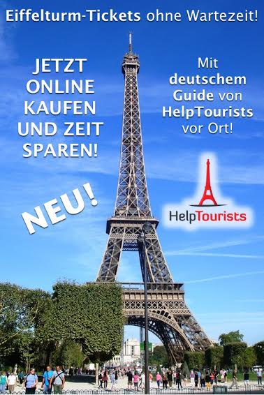 NEU: Eiffelturm ohne Wartezeit - jetzt online buchen!