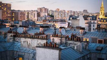 Die 5 besten Dachterrassen in Paris