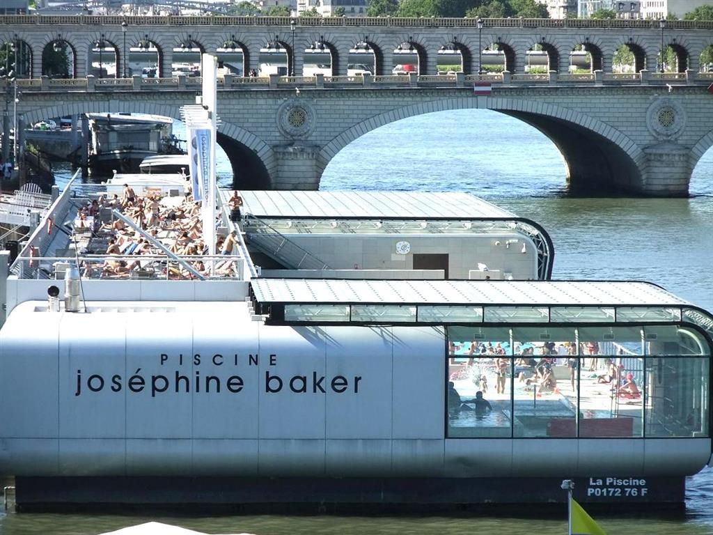 Hitzewelle in paris tipps f r hei e tage touristen in paris for Piscine josephine baker