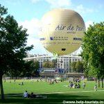 Sommeraktion: Parks in Paris auch nachts geöffnet