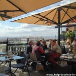 Brunch im Terrass Restaurant in Montmartre