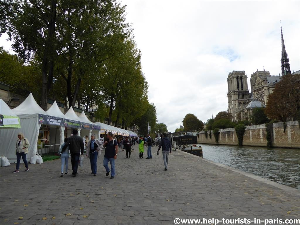 Marchés Flottants Paris