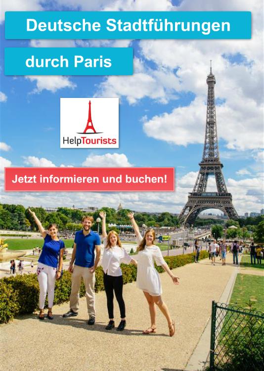 Stadtführungen auf Deutsche Paris