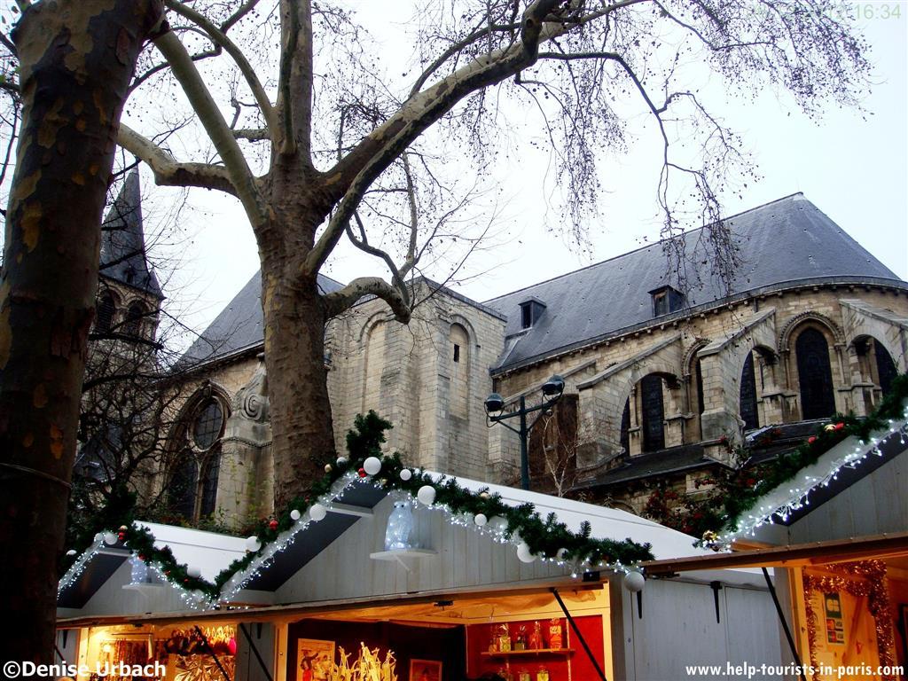 weihnachtsmarkt in paris touristen in paris. Black Bedroom Furniture Sets. Home Design Ideas
