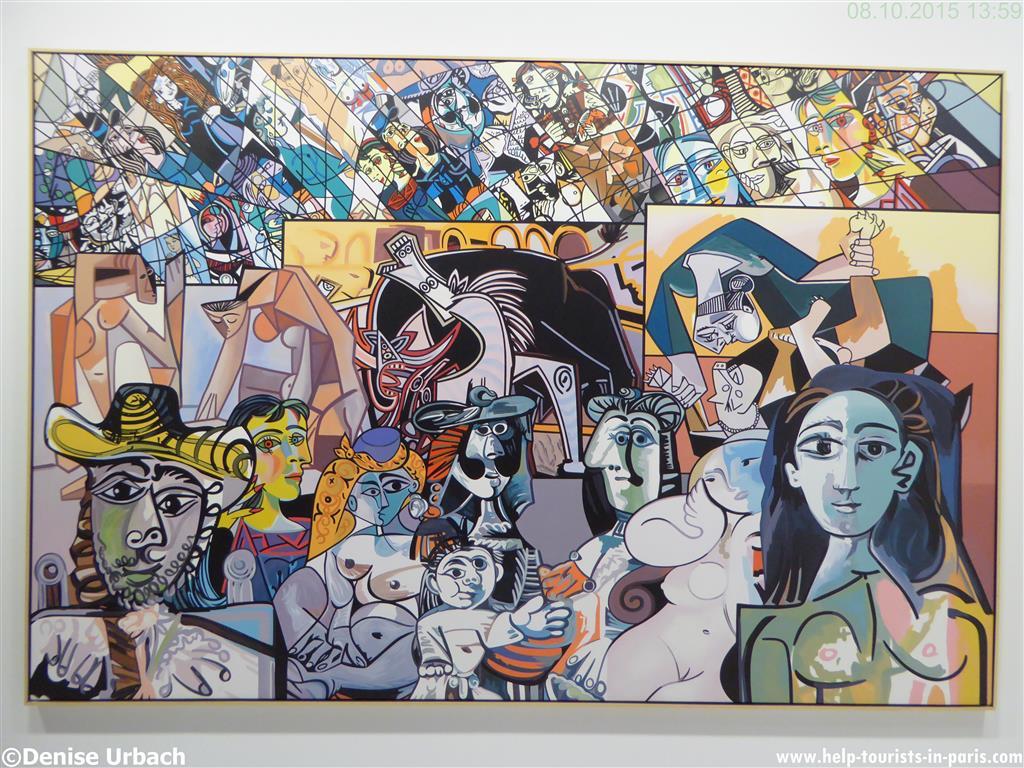 Picasso.Mania Paris Bild 6
