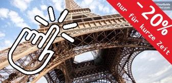 Bevorzugter Einlass zum Eiffelturm