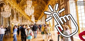 Besuch in Versailles Eintrittskarten und Führung