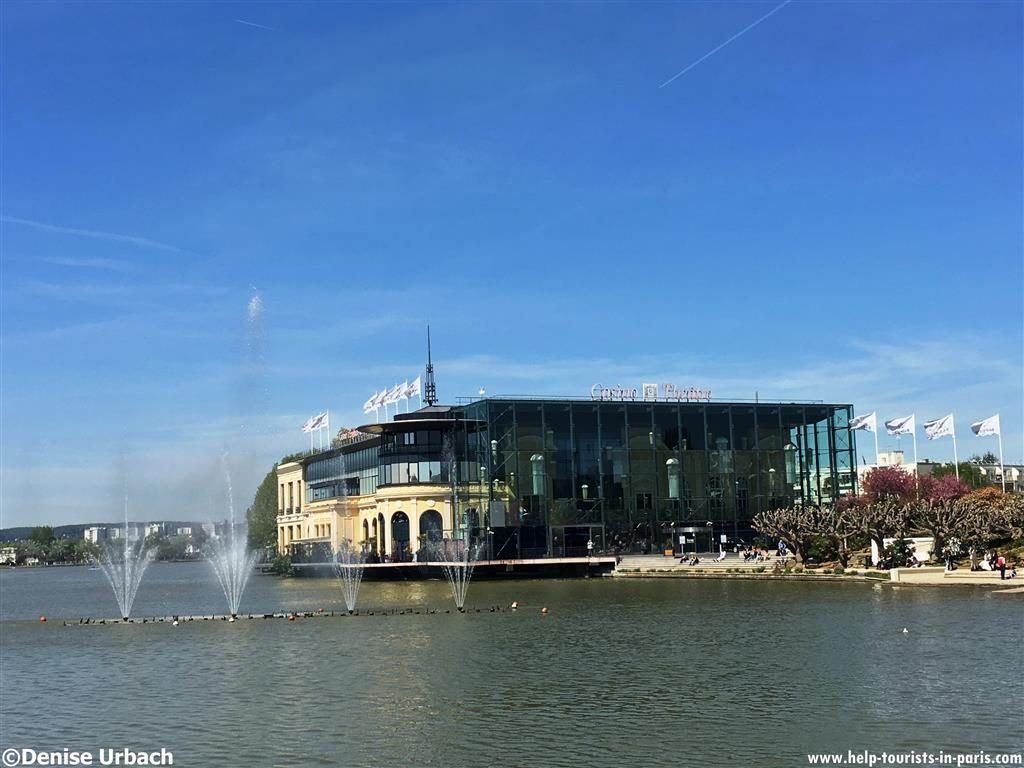 Casino in Enghien-les-Bains