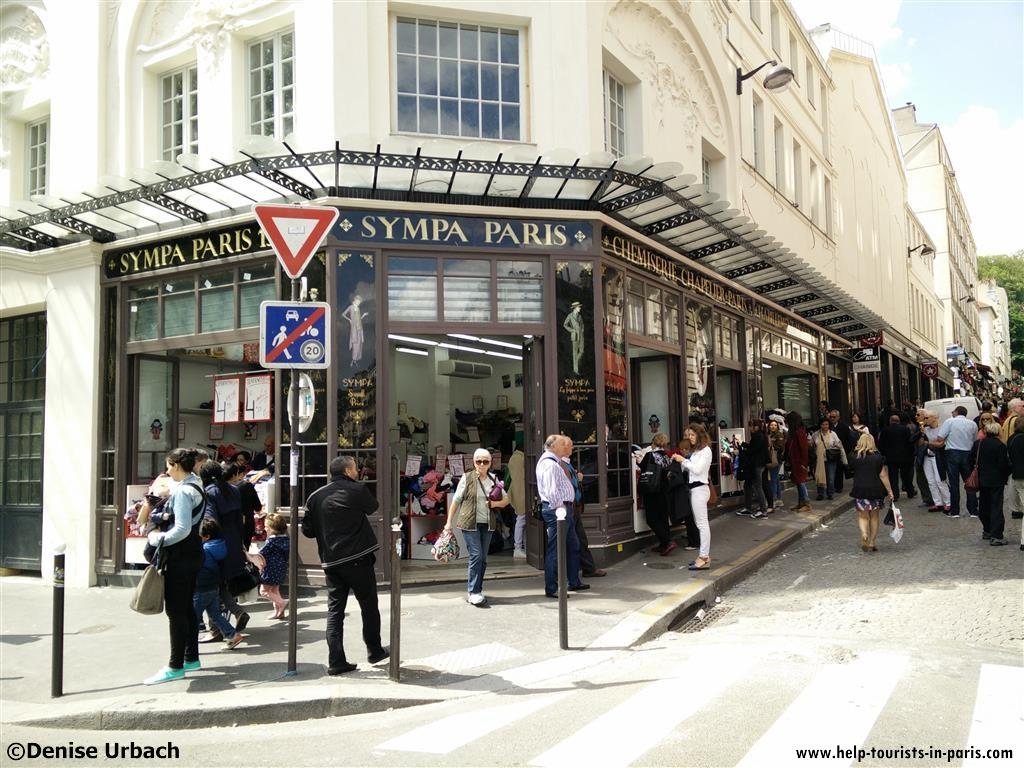 Shopping Fur Den Kleinen Geldbeutel Gunstig Shoppen In Paris