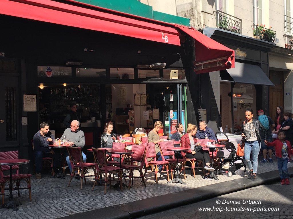 Terrassen Paris