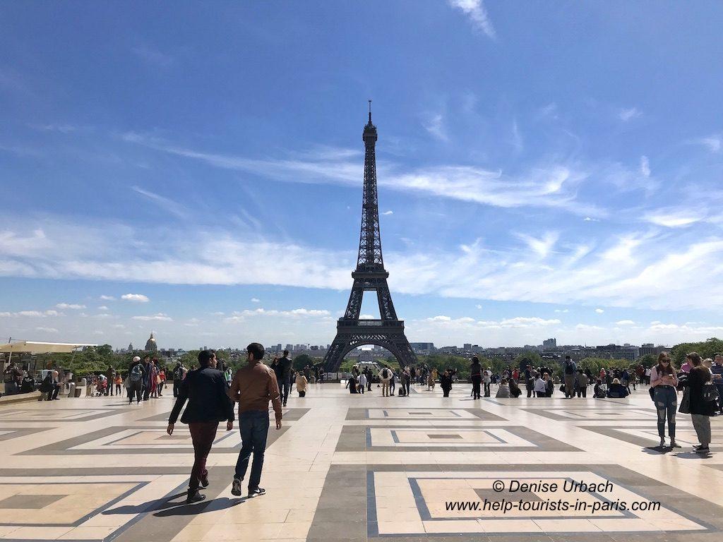 Foto Eiffelturm