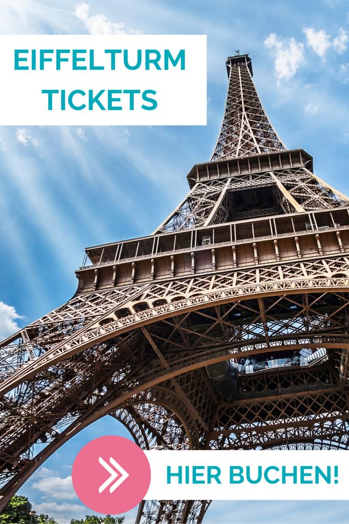 Eiffelturm Tickets kaufen